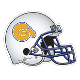 Football Helmet Magnet-Primary Mark