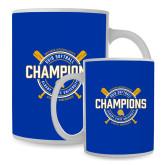 Full Color White Mug 15oz-2018 SIAC Softball Champions