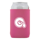 Neoprene Hot Pink Can Holder-Primary Mark