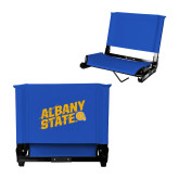 Stadium Chair Royal-Albany State Slanted