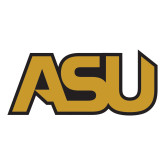 Large Decal-ASU, 12 inches wide