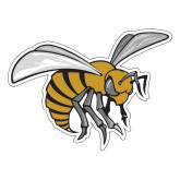 Large Decal-Hornet, 12 inches wide