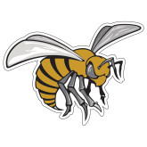 Extra Large Decal-Hornet, 18 inches wide