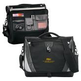 Slope Black/Grey Compu Messenger Bag-ASU Alabama State University
