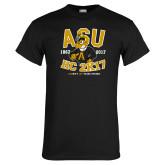 Black T Shirt-ASU HC 2K17