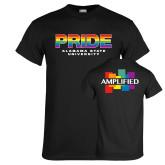 Black T Shirt-PRIDE