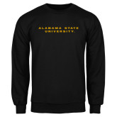 Black Fleece Crew-Alabama State University