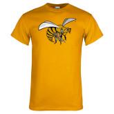 Gold T Shirt-Hornet