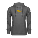 Adidas Climawarm Charcoal Team Issue Hoodie-ASU Alabama State University