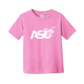 Toddler Pink T Shirt-Official Logo