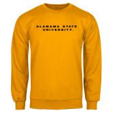 Gold Fleece Crew-Alabama State University