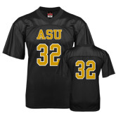 Replica Black Adult Football Jersey-#32