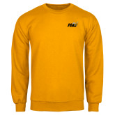 Gold Fleece Crew-Official Logo