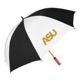 62 Inch Black/White Umbrella-ASU