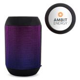 Disco Wireless Speaker/FM Radio-Ambit Energy