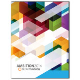 24 x 18 Poster-Ambition 2014