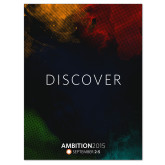 24 x 18 Poster-Ambition Poster 2015