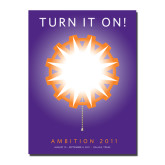 24X18 Poster-Ambition 2011