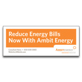 3 x 8 Banner-Reduce Energy Bills