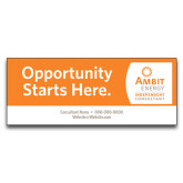 3 x 8 Banner-Opportunity Starts Here