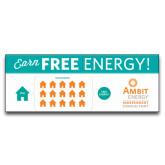 3 x 8 Banner-Earn Free Energy