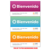 4 x 8 Banner-Spanish Welcome Sign