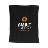Black Rally Towel-Ambit Energy Japan