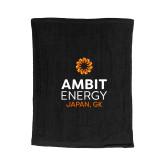 Black Rally Towel-Ambit Energy Japan