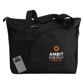 Excel Black Sport Utility Tote-Ambit Energy Japan