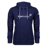 Adidas Climawarm Navy Team Issue Hoodie-