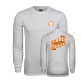 White Long Sleeve T Shirt-I Got The Power