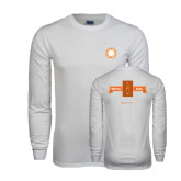 White Long Sleeve T Shirt-Switch Save