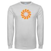 White Long Sleeve T Shirt-Spark