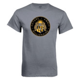 Charcoal T-Shirt-Future Ambit Millionaire