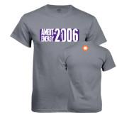 Charcoal T Shirt-Ambit 2006