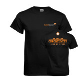 Black T Shirt-An Income Opportunity