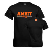 Black T Shirt-Collegiate Ambit Energy
