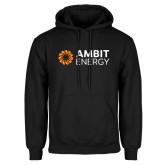 Black Fleece Hoodie-Ambit Energy
