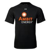 Under Armour Black Tech Tee-