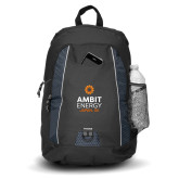 Impulse Black Backpack-Ambit Energy Japan