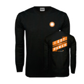 Black Long Sleeve TShirt-I Got The Power