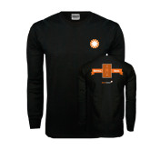 Black Long Sleeve TShirt-Switch Save