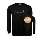 Black Long Sleeve TShirt-Established 2006-Finest & Most Respected
