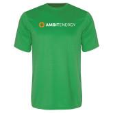 Syntrel Performance Kelly Green Tee-Ambit Energy
