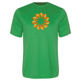 Syntrel Performance Kelly Green Tee-Spark