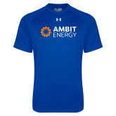 Under Armour Royal Tech Tee-Ambit Energy