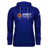 Adidas Climawarm Royal Team Issue Hoodie-Ambit Energy