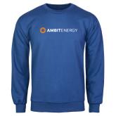 Royal Fleece Crew-Ambit Energy