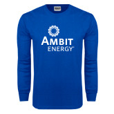 Royal Long Sleeve TShirt-