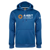 Under Armour Royal Performance Sweats Team Hoodie-Ambit Energy